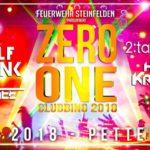 Zero One Clubbing 2018