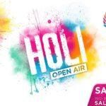 HOLI Festival der Farben Salzburg 2018